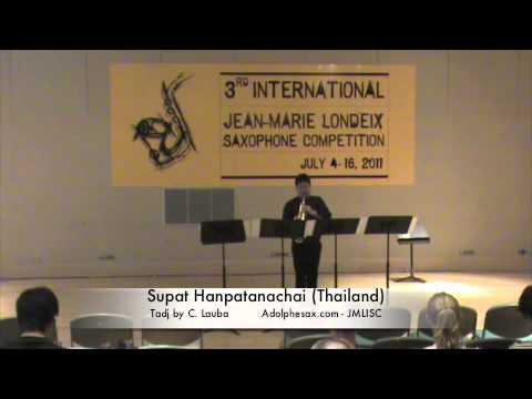 3rd JMLISC Supat Hanpatanachai Tadj by C. Lauba