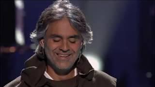 Andrea Bocelli & David Foster Christmas Concert 2009