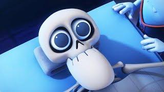 Spookiz | New Eyes! | 스푸키즈 | Funny Cartoon | Kids Cartoons | Videos for Kids