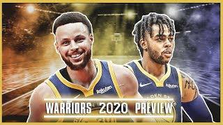 Warriors 2020 Season Preview: The Return Of Super Steph? - Barbershop talk (Episode 61)