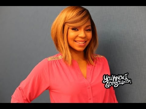 Ashanti Interview -