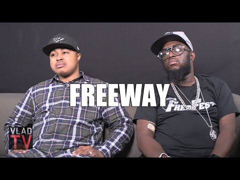 Freeway Says Drake's 'Back to Back' was Light