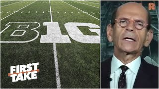 Conferences are 'feeding red meat' to fans by releasing 2020 schedules - Paul Finebaum   First Take