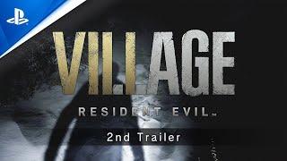 Resident evil village :  bande-annonce VOST