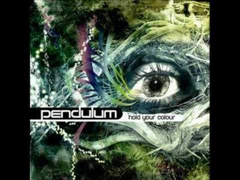 pendulum hold your colour