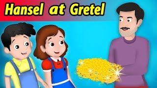 Hansel and Gretel | Tagalog Fairy Tale | Mga Kwentong Pambata | Filipino Moral Stories