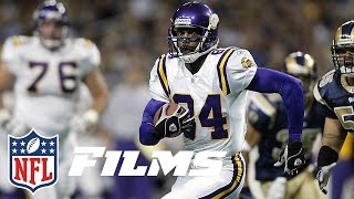 #2 Randy Moss   Top 10 Wide Receivers of the 2000s   NFL Films