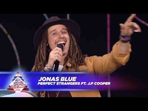 Jonas Blue - 'Perfect Strangers' FT. J.P Cooper - (Live At Capital's Jingle Bell Ball 2017)