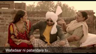 Diljit-Laembadgini Song With Lyrics