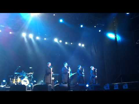 Westlife-World Of Our Own (Gravity tour in Taipei live)
