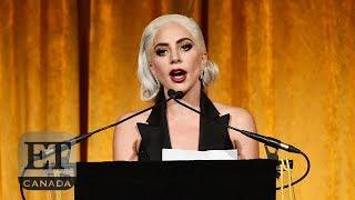 Lady Gaga Honoured At National Board Of Review Awards   FULL SPEECH