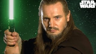 How Powerful Was Qui-Gon Jinn - Star Wars Explained