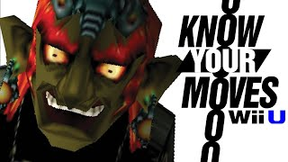 Ganondorf EXPOSED! - Know Your Moves! (Smash Bros.)