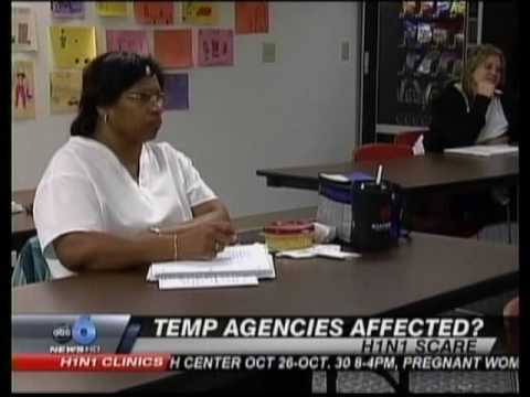 Alia Health Career Services STNA Classes & H1N1