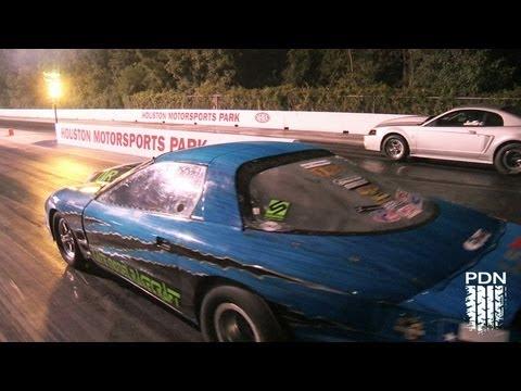 LMR vs Javier - Grudge Race @ HMP