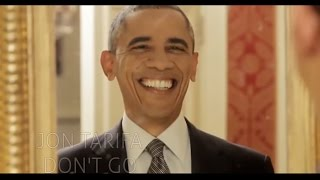 Jon Tarifa - Don't Go : A Tribute to Barack Obama (Official Video)