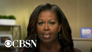 """Michelle Obama: """"We have got to vote for Joe Biden like our lives depend on it"""""""