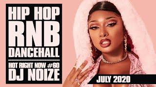 🔥 Hot Right Now #60 | Urban Club Mix July 2020 | New Hip Hop R&B Rap Dancehall Songs | DJ Noize
