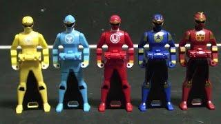 Power Rangers Ninja Storm Ranger Key Toys 파워레인저 닌자스톰 장난감