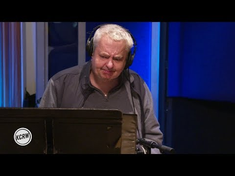 "Daniel Johnston performing ""True Love Will Find You In The End (feat. Lucius)"" Live on KCRW"