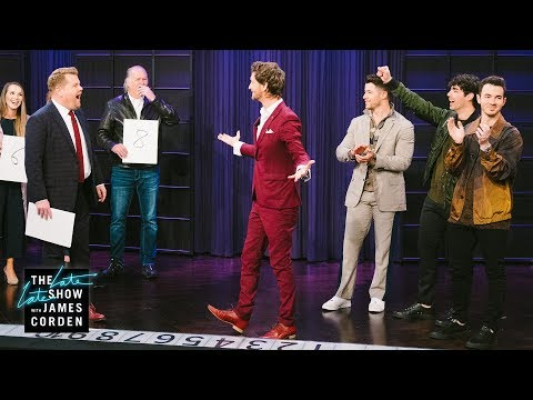 Mentalist Lior Suchard's Freaks Out The Jonas Brothers