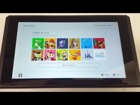 Nintendo Switch OS
