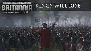 Total War Saga: Thrones of Britannia - Megjelenés Trailer