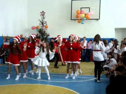 INNA - I Need You for Christmas ( clasa 6-C)