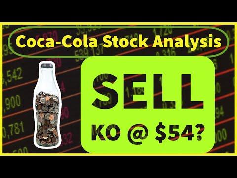 Coca-Cola (KO) Q1 Stock Analysis - Time To Sell KO Stock @ $54?