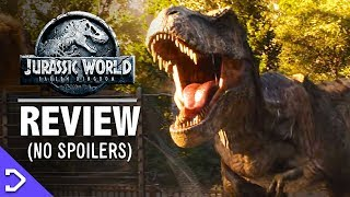 DOES IT SUCK?! Jurassic World: Fallen Kingdom REVIEW (SPOILER FREE)