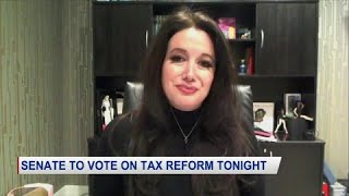 Carol Roth Discusses How The Tax Bill Treats Small Business