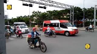 TPHCM, truy tìm xe máy gây tai nạn tại giao lộ đường Hồ Học Lãm   Võ Văn Kiệt rồi bỏ trốn