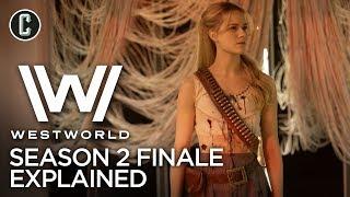 Westworld Season 2 Finale Explained