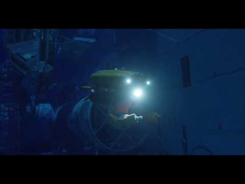 Early Aquanaut testing at the NASA NBL in AUV and ROV form factors