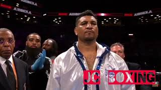 Chris Arreola highlights Get ready Andy Ruiz JR