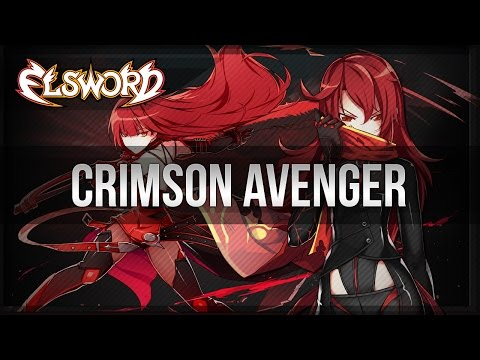 Elsword Official - Crimson Avenger and Dark Knight Trailer