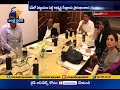 Minister Nara Lokesh meet IT department officials at Mumbai