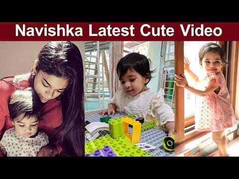 Watch: Chiranjeevi's granddaughter Navishka's latest cute video