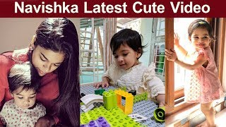 Watch: Chiranjeevi's granddaughter Navishka's latest cute ..