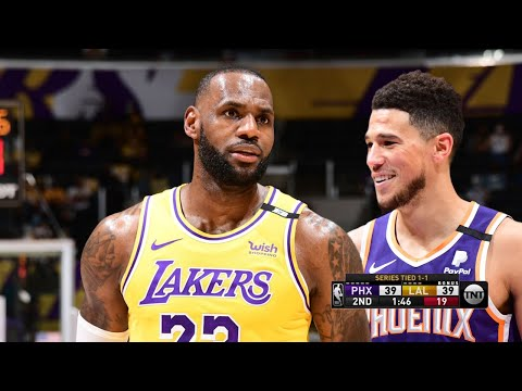 Los Angeles Lakers vs Phoenix Suns Full GAME 3 Highlights | 2021 NBA Playoffs