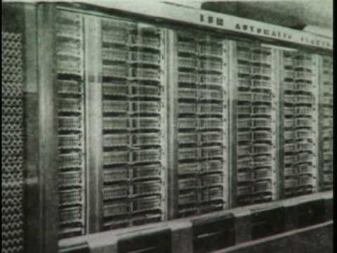Computer Pioneers - Pioneer Computers (1/2)