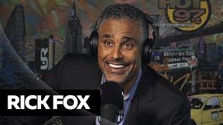 Rick Fox On Lavar Ball, Jordan & His Emotional Moment w/ Shaq