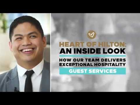 The Heart of Hilton: An Inside Look - Guest Services