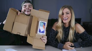 Unboxing the iPhone X with iJustine + Call of Duty:WW2 LAN Party!