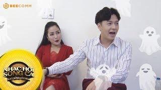 Ngô Kiến Huy nhận lời làm MC vì Ốc Thanh Vân từng đóng vai ma | Hậu trường Nhạc Hội Song Ca mùa 2
