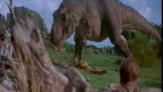 Game   Jurassic Park T Rex   Jurassic Park T Rex