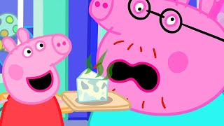 Peppa Pig Official Channel   Peppa Pig's Market's Bargain!
