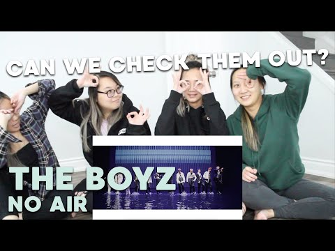 MV REACTION | THE BOYZ (더보이즈)