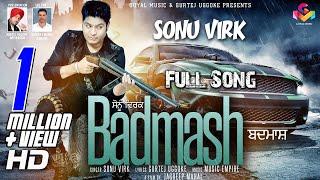 Badmash – Sonu Virk Video HD