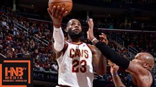 Cleveland Cavaliers vs Orlando Magic Full Game Highlights / Jan 18 / 2017-18 NBA Season